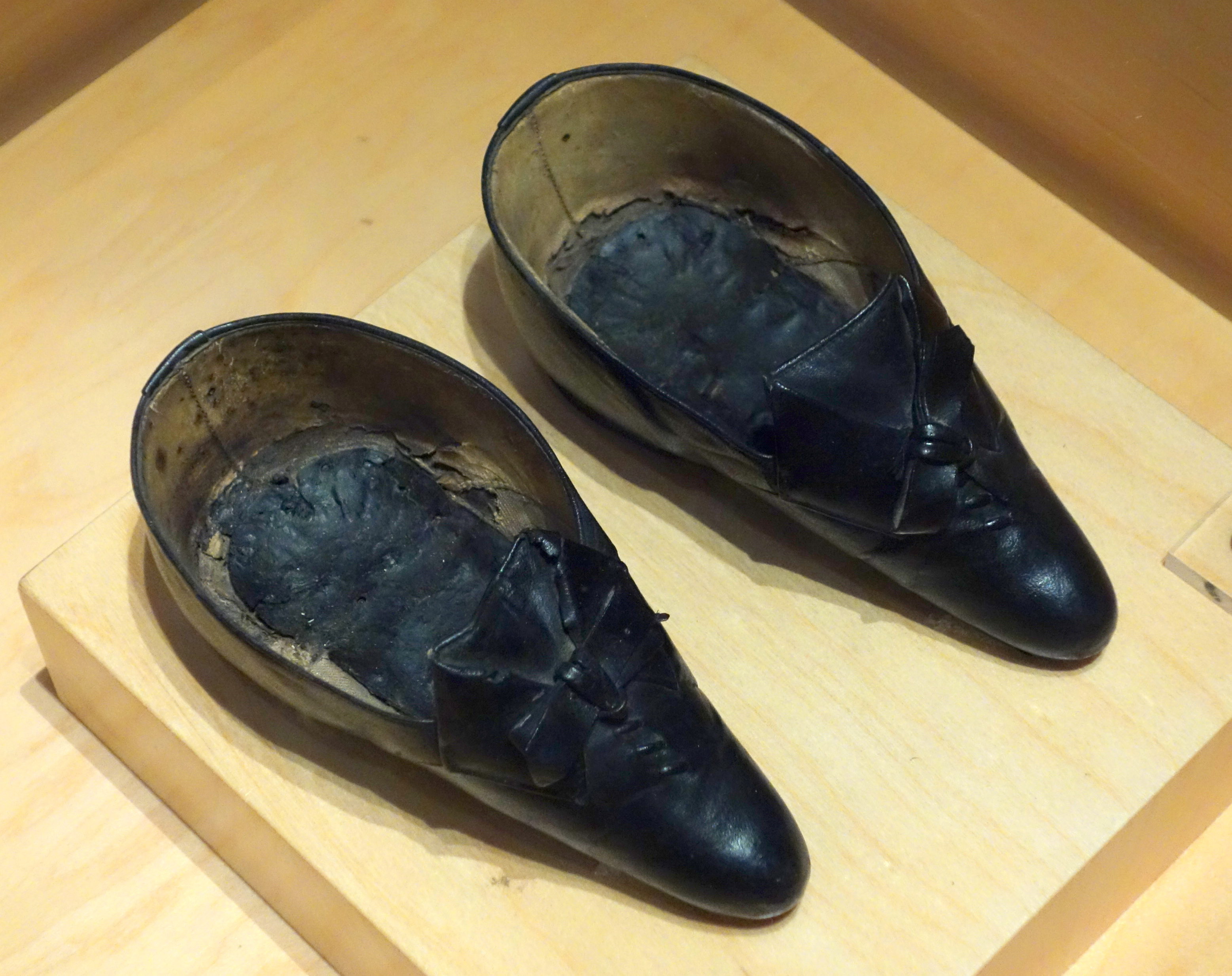 Chinese Leather Shoes