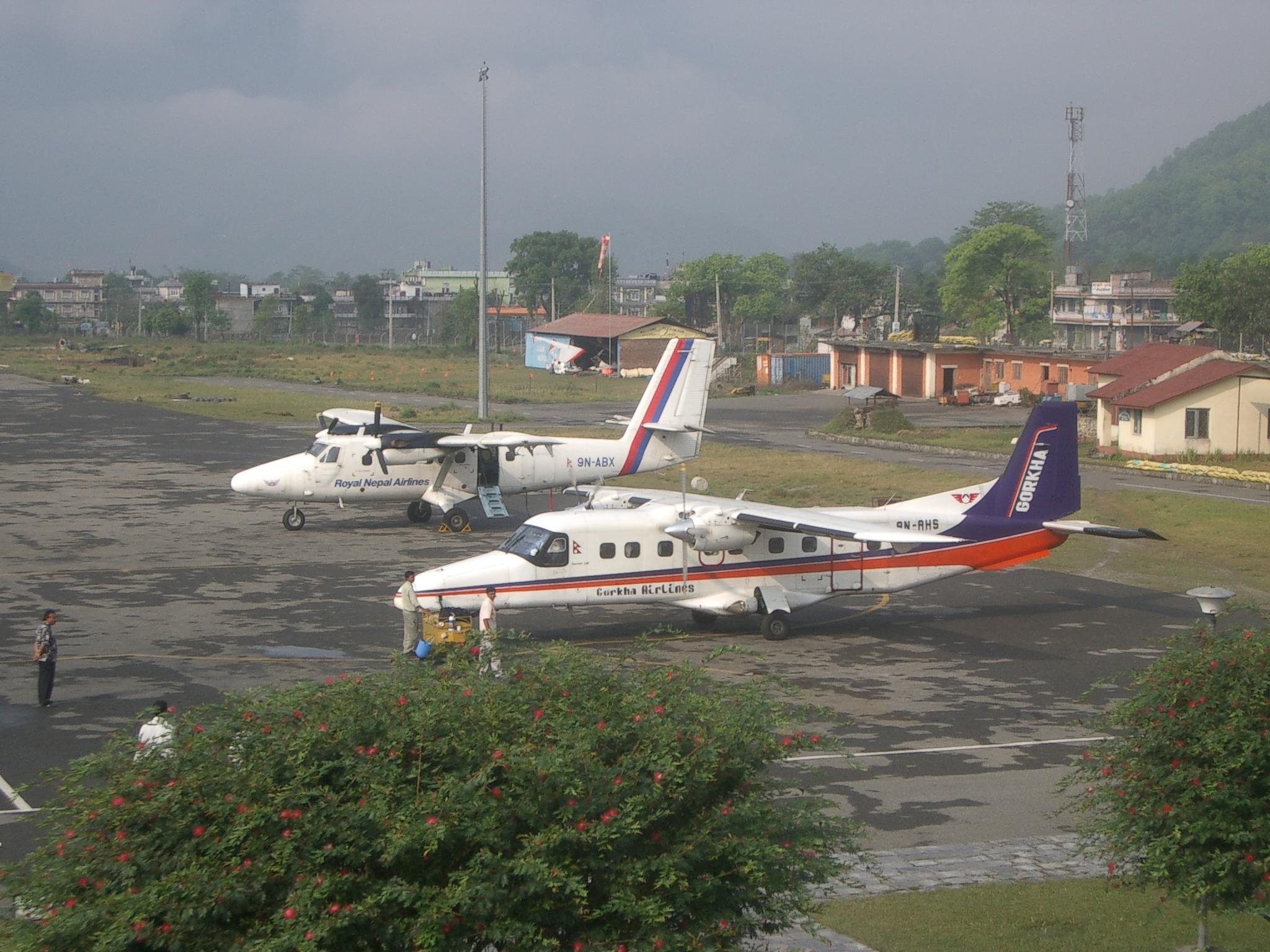 Aéroport de Bhâratpur