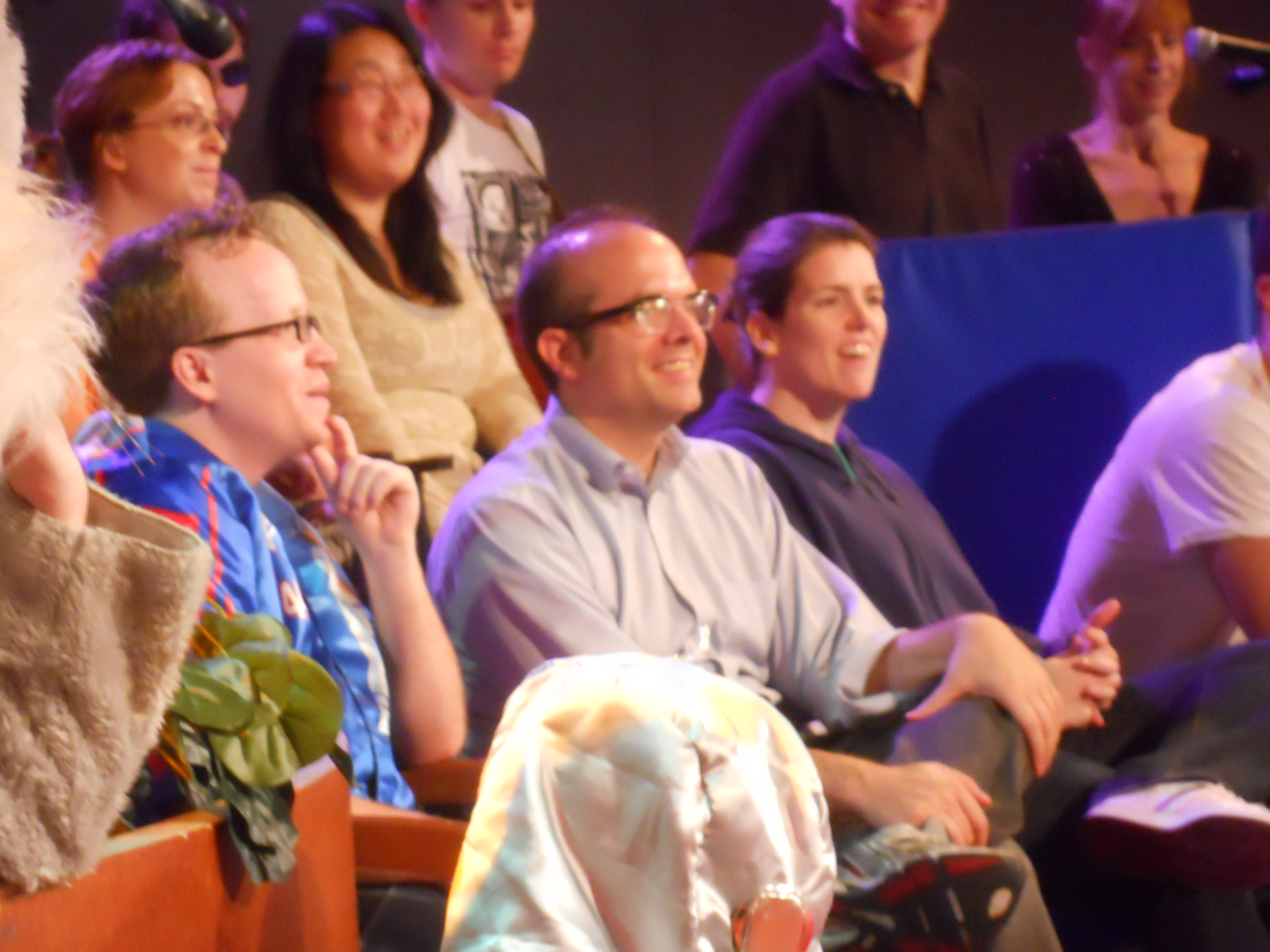 Chris Gethard Show Live! 9-28-2011 (6214984429).jpg I recently had the chance to go see my buddy world famous comedian do his thing, and catch