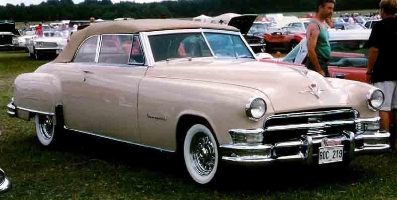 File Chrysler Imperial Convertible 1951 Jpg Wikimedia