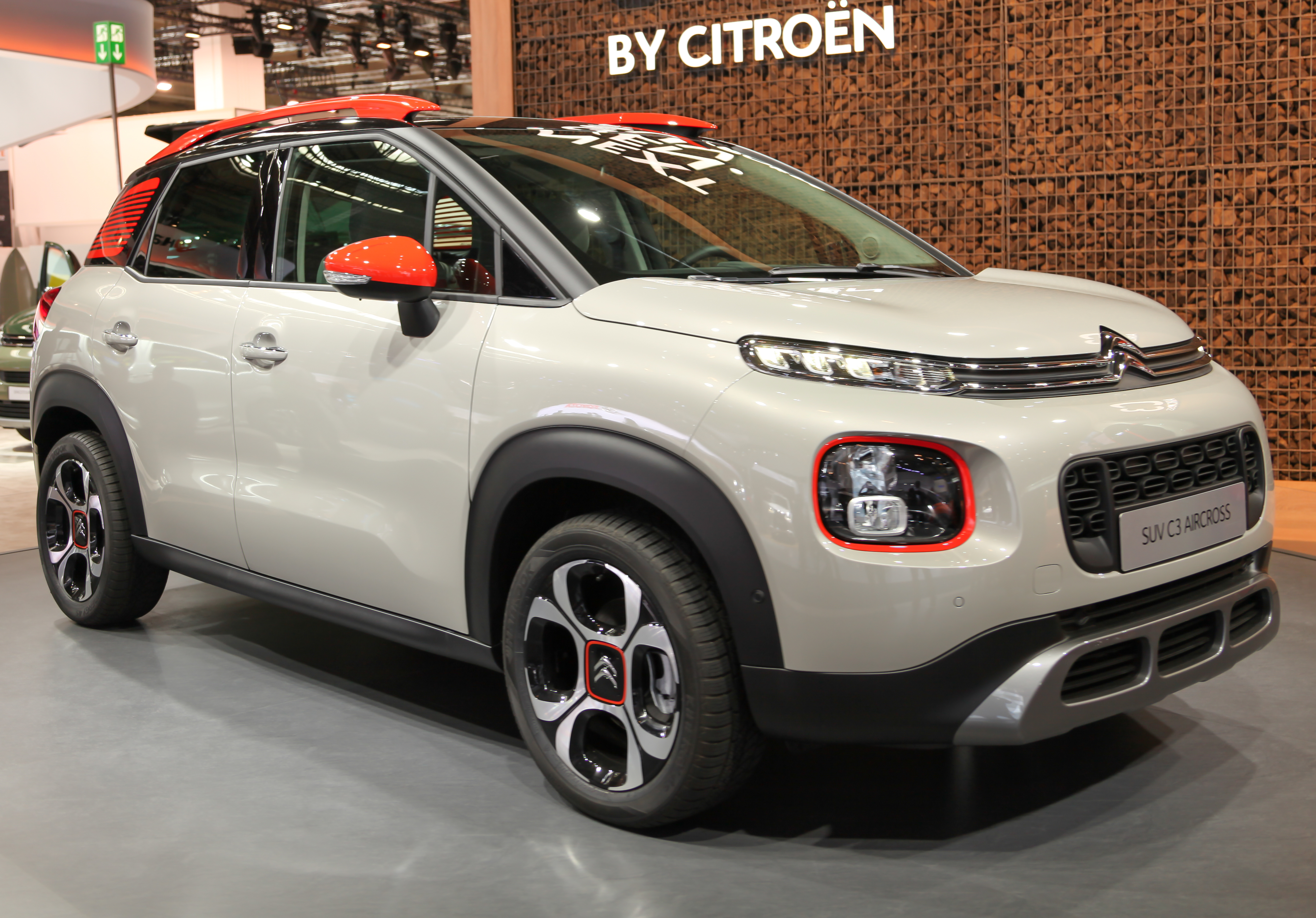 file citroen c3 aircross img wikimedia commons. Black Bedroom Furniture Sets. Home Design Ideas
