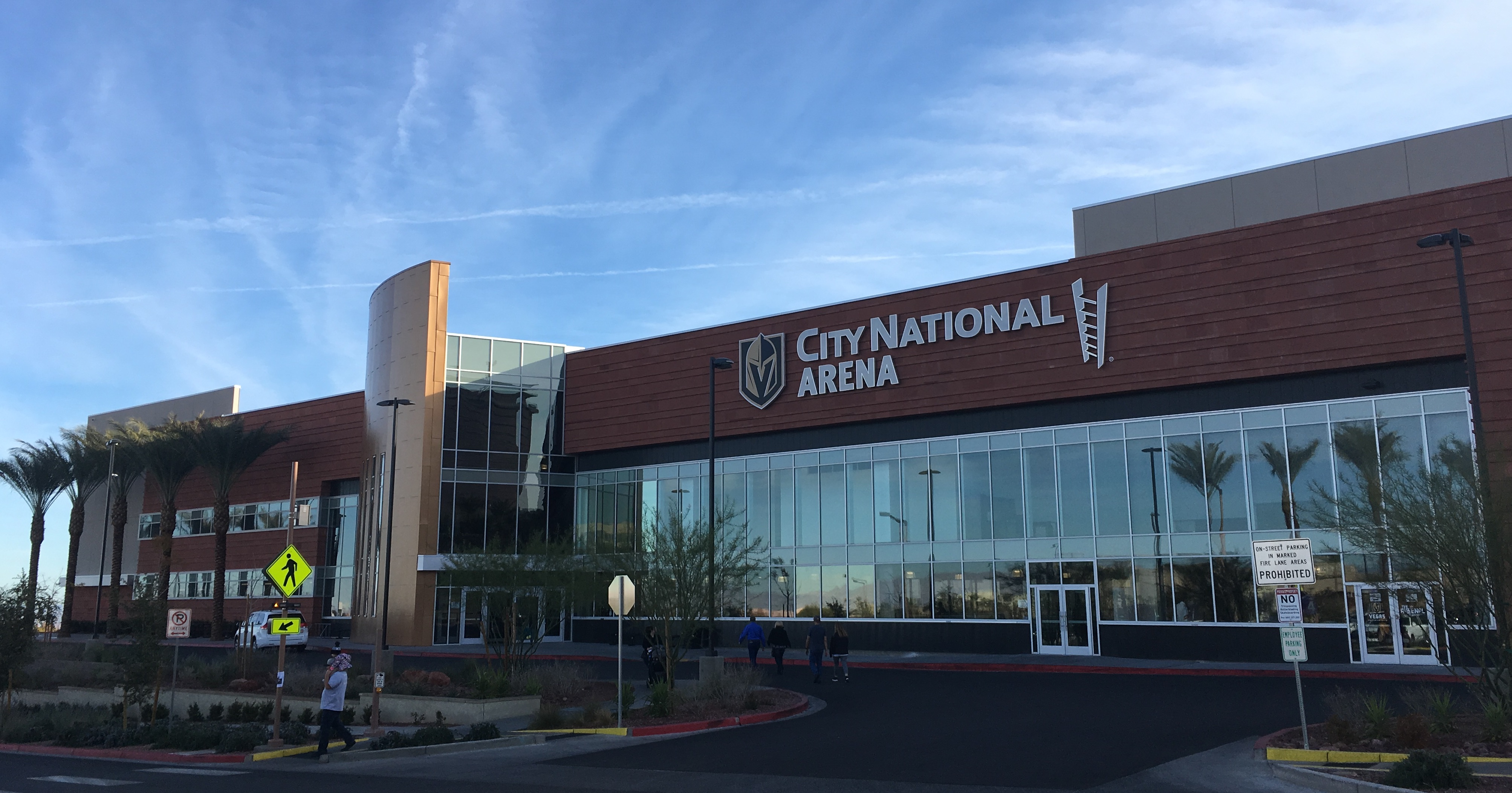Image result for photo of city national ice hockey arena las vegas