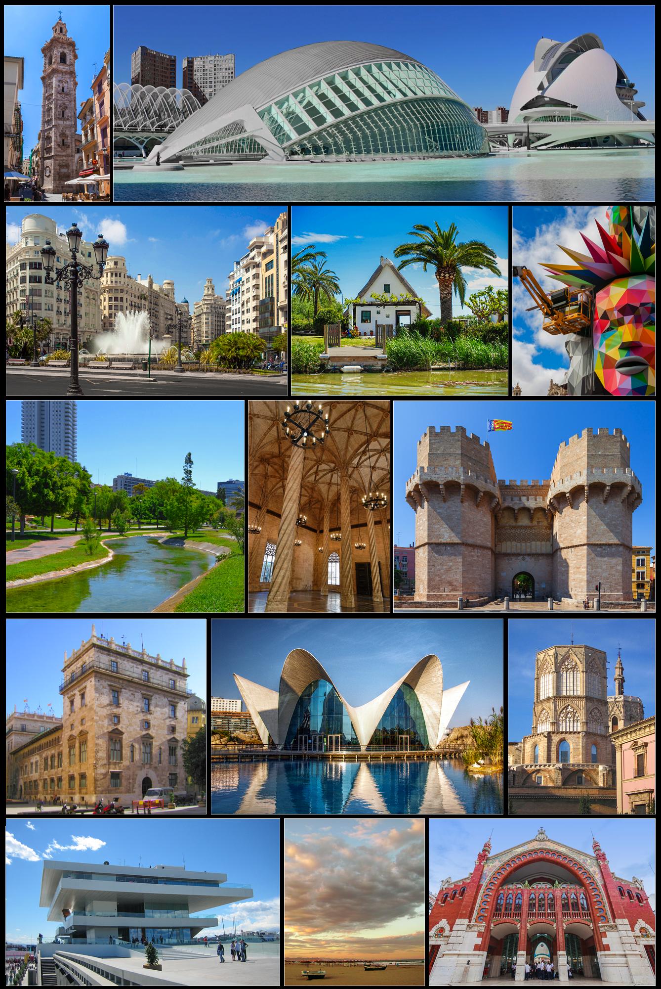 Valencia Wikipedia