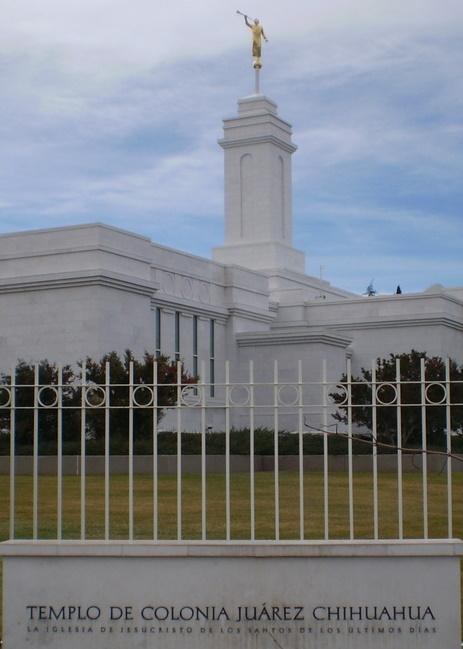 Colonia Ju 225 Rez Chihuahua Mexico Temple Wikipedia