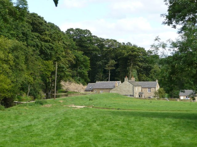 Conversion of the mill at Gunthwaite - geograph.org.uk - 934957