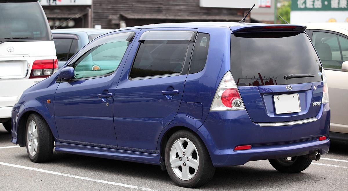 Daihatsu Yrv Auto Electrical Wiring Diagram Turbo