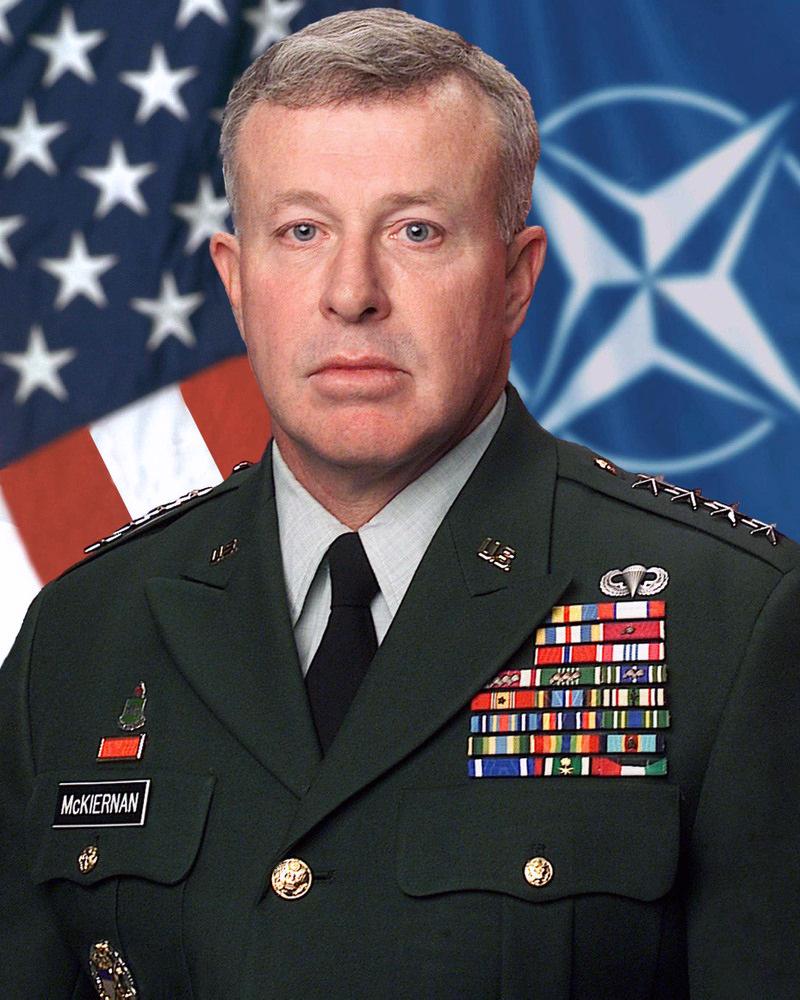General David D. McKiernan