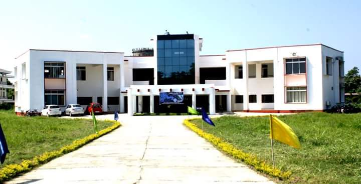 Building Department of Business Administration,Tezpur University