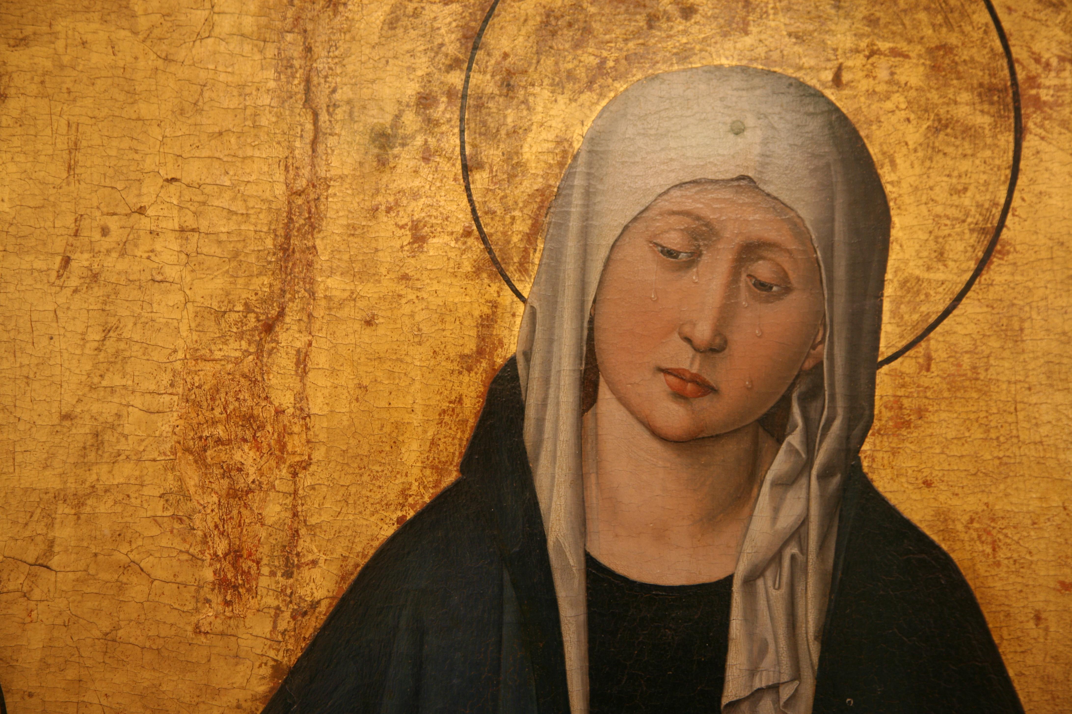 Maitre De L Oeuvre file:descente de croix du retable stauffenberg ( détail