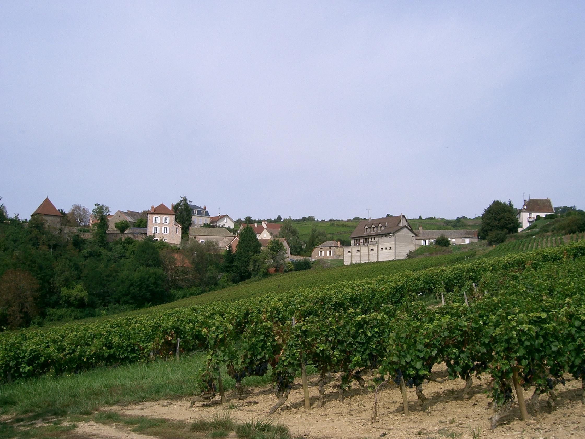Carte Bourgogne Maranges.Maranges Wikipedia