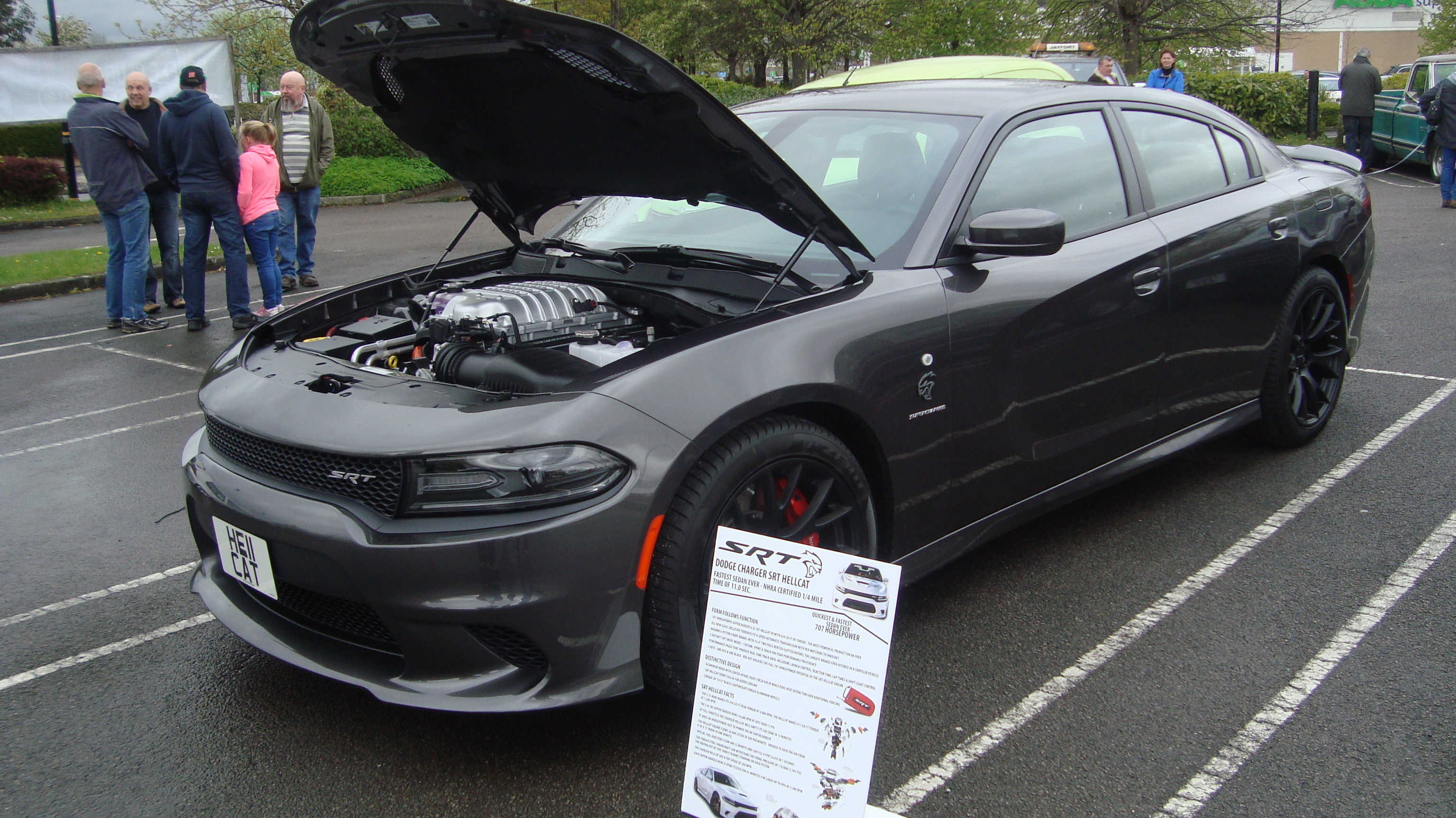17 Charger Hellcat >> File Dodge Charger Srt Hellcat 17679885049 Jpg Wikimedia Commons