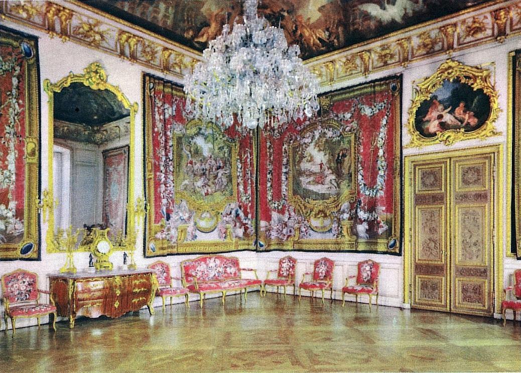 File:Don Quijote-salongen, Stockholms slott.jpg ...