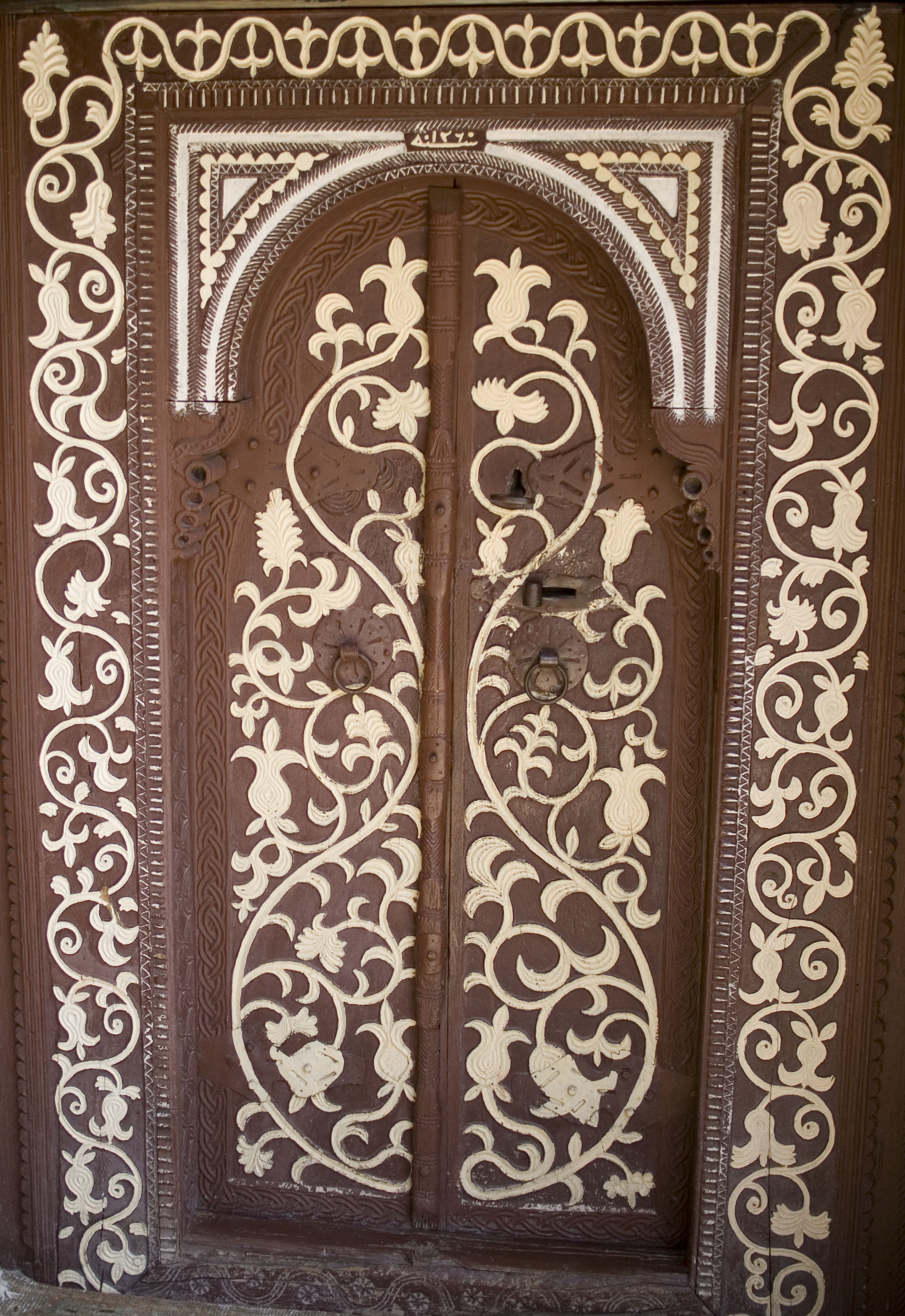 Amazing File:Door Of Taşören Mosque
