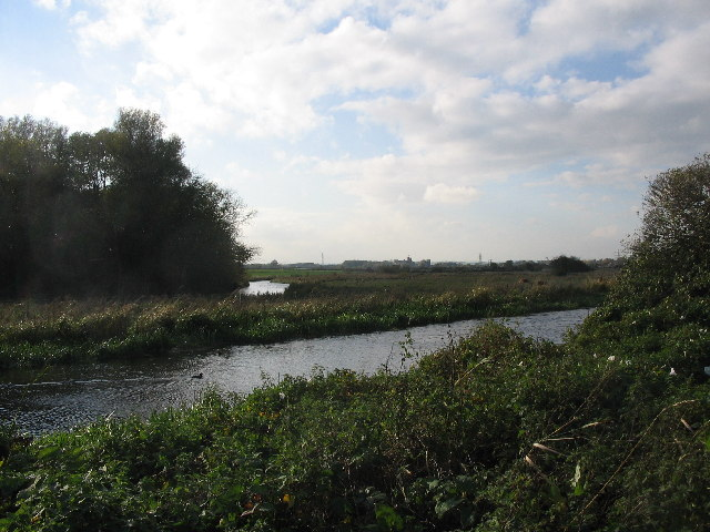Driffield Canal - geograph.org.uk - 73589