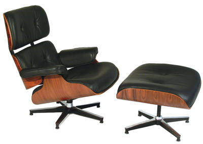 Just one of Eames' classic and instantly recognisable designs.