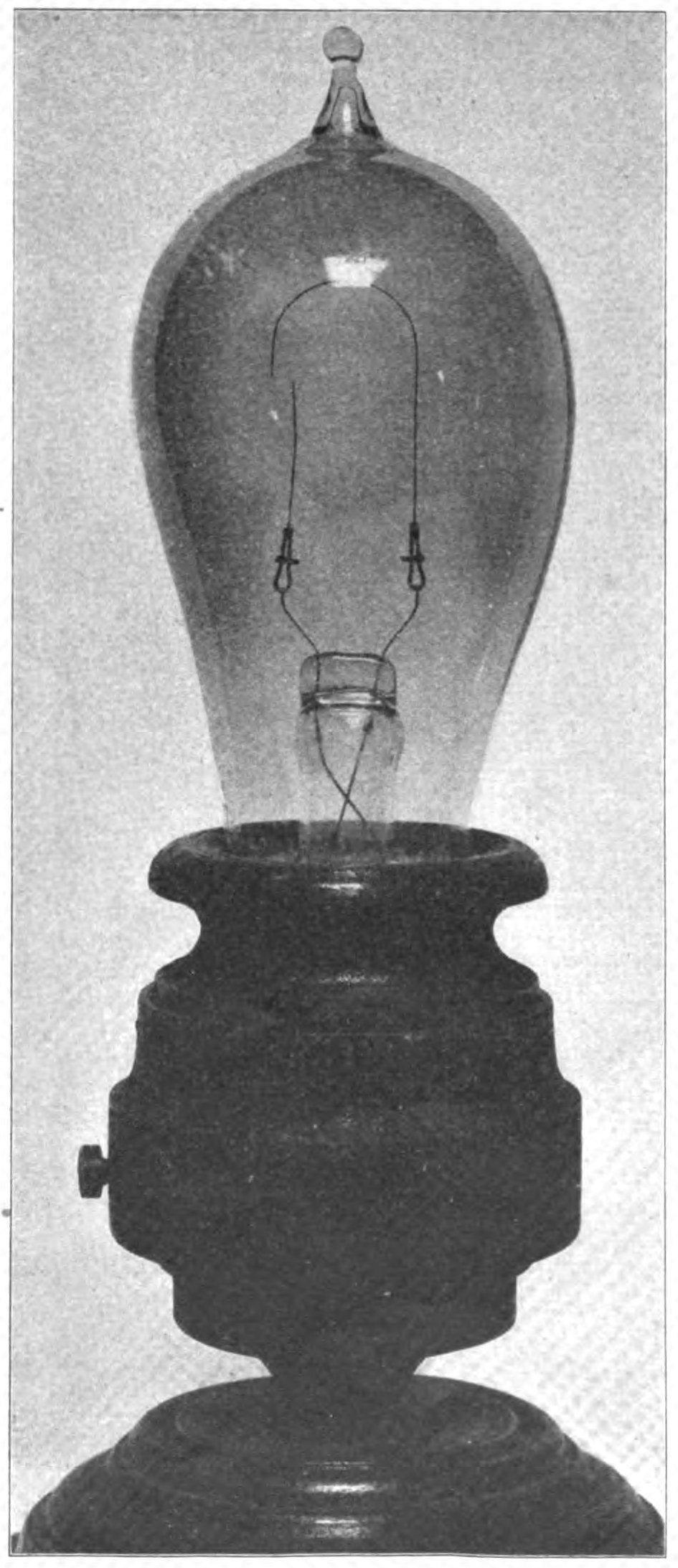 Thomas Edison Lightbulb