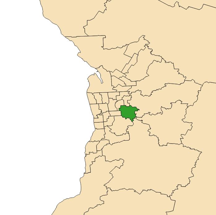 Electoral district of Bragg
