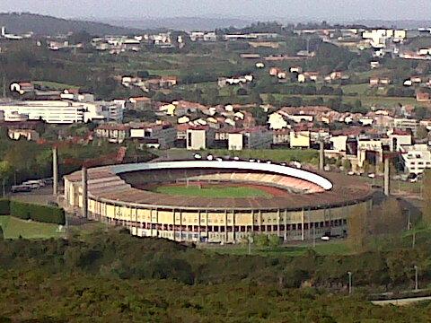 Estadio Multiusos de San Lázaro