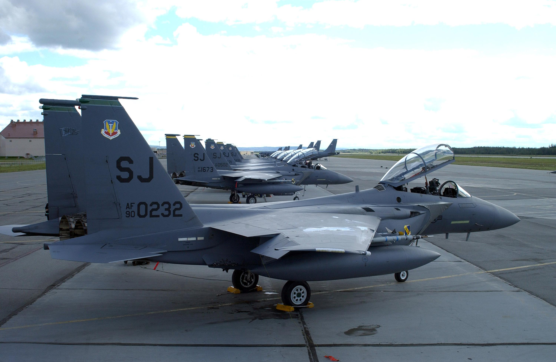 Flag alaska mission at eielson air force base jpg wikimedia commons