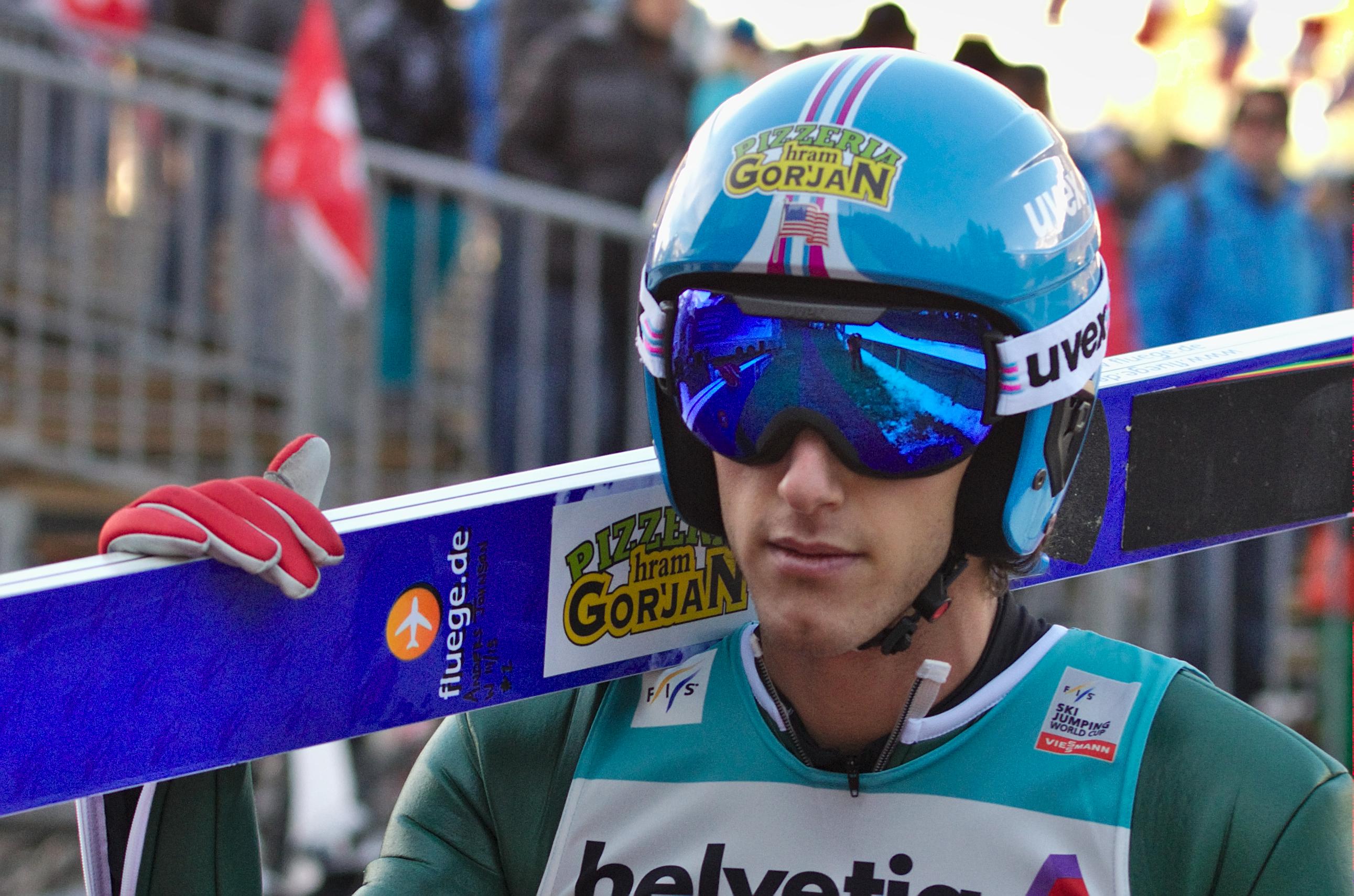 Anders Johnson Skispringer – Wikipedia
