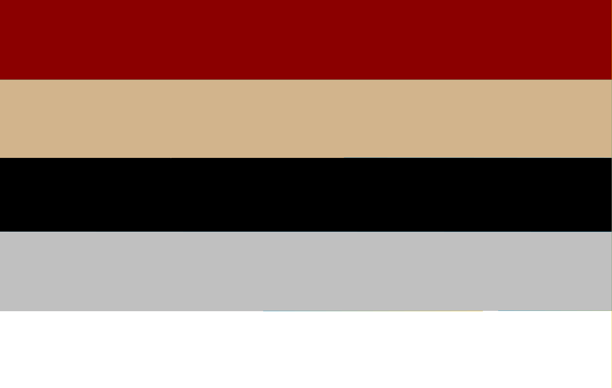 File:Flag five stripes Maroon Tan Black Gray Withe.png - Wikimedia ...
