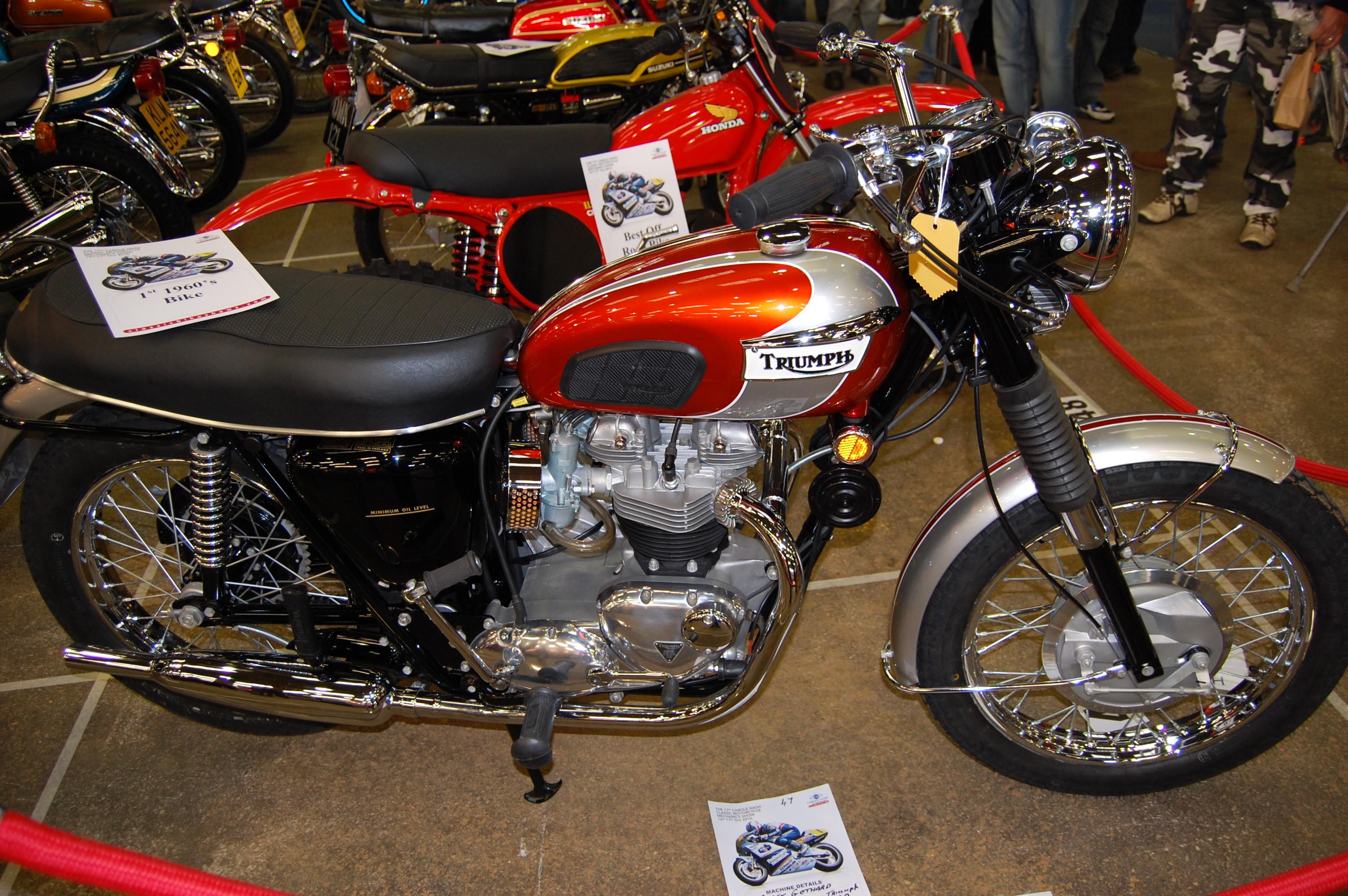 Fileflickr Ronsaunders47 Triumph Bonneville T120 650cc Twin