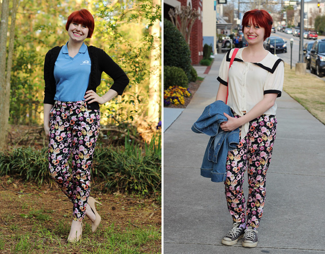File:Floral Pants Styled Different Ways (16973987551).jpg
