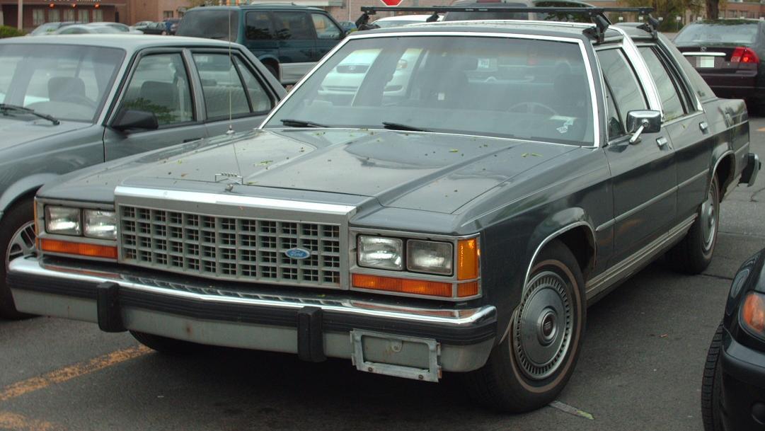 Ford Ltd Crown Victoria Vikipedija