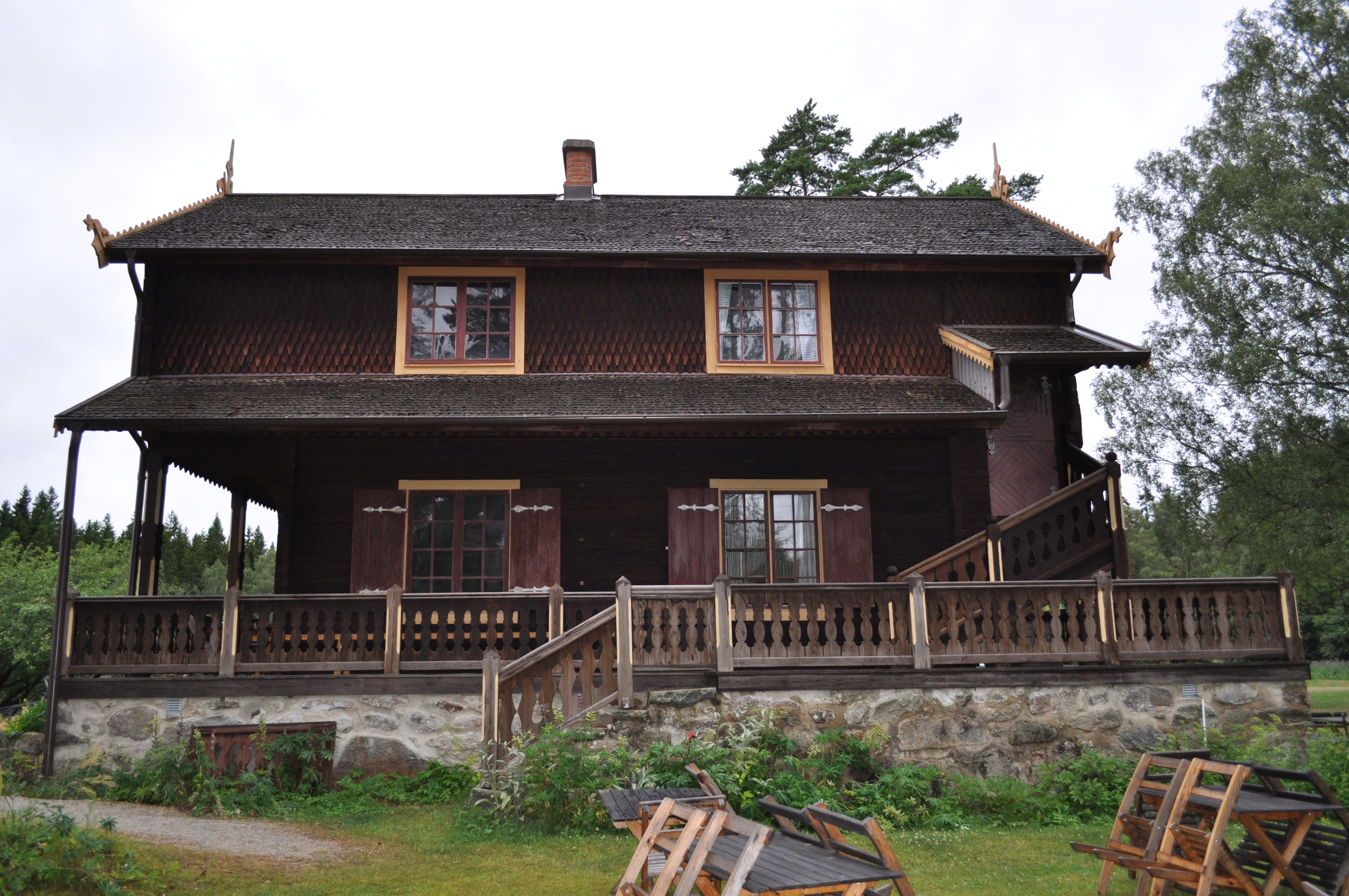 Kyrkhult Sodersjon set location, Images - Visit Blekinge