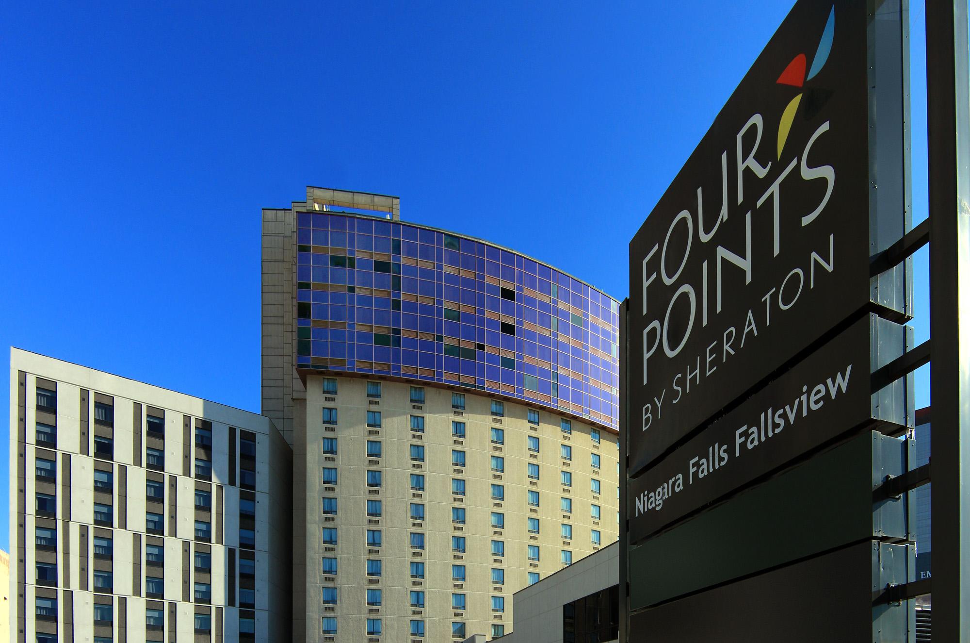 Four Points by Sheraton Niagara Falls - Wikipedia