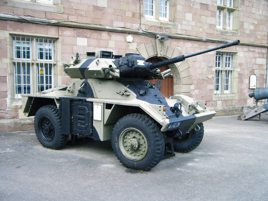 Fox Scout Car (6553547749)