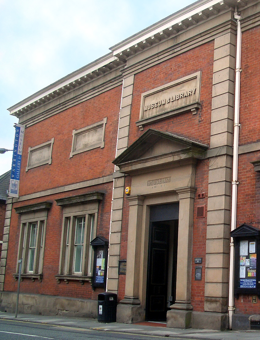 Image result for warrington museum & art gallery