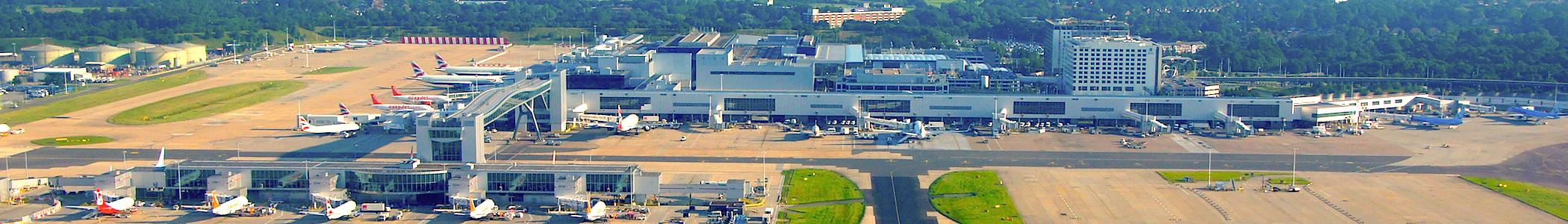 Airport Gatwick Car Park