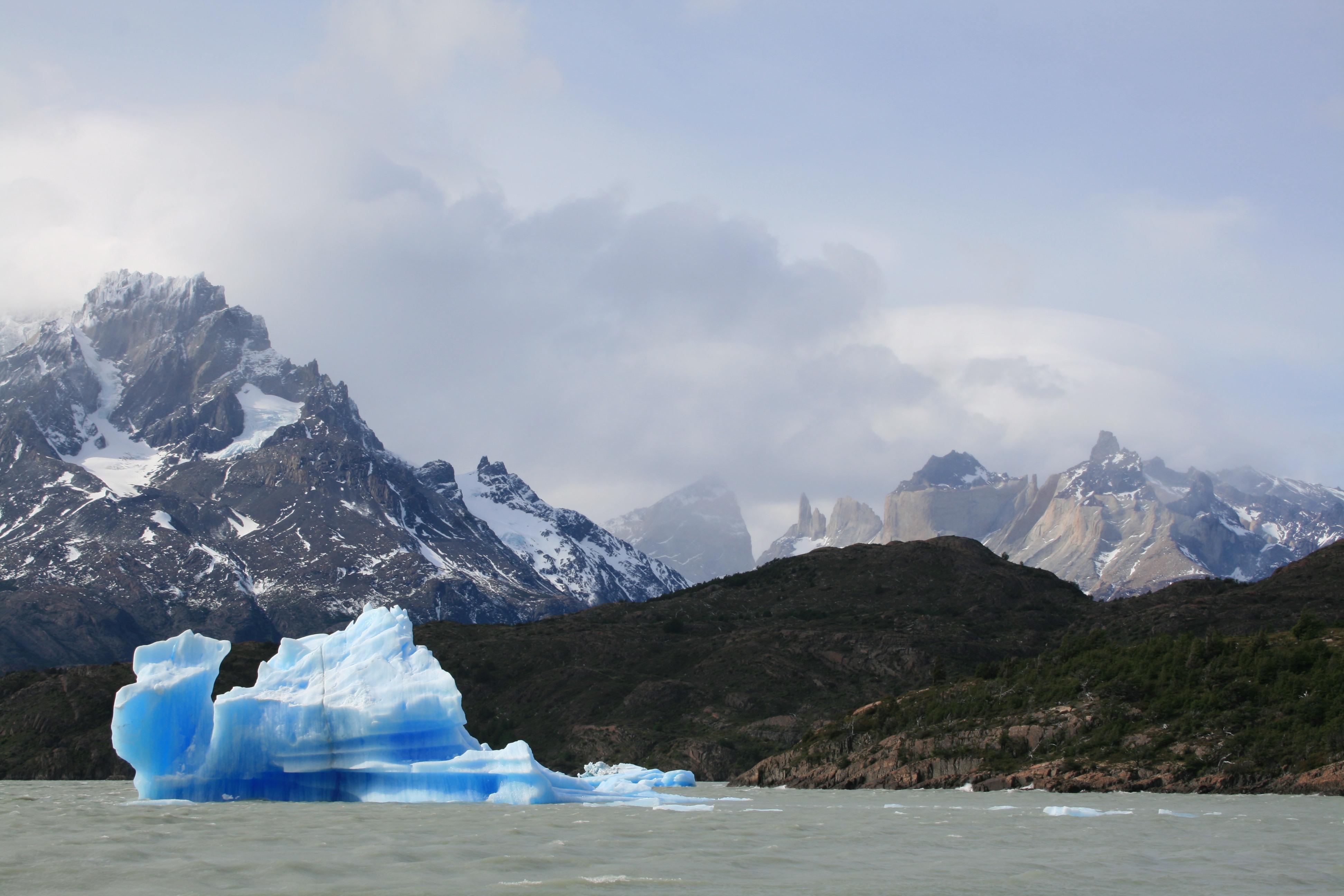Nacional: File:Glaciar Grey, Parque Nacional Torres Del Paine