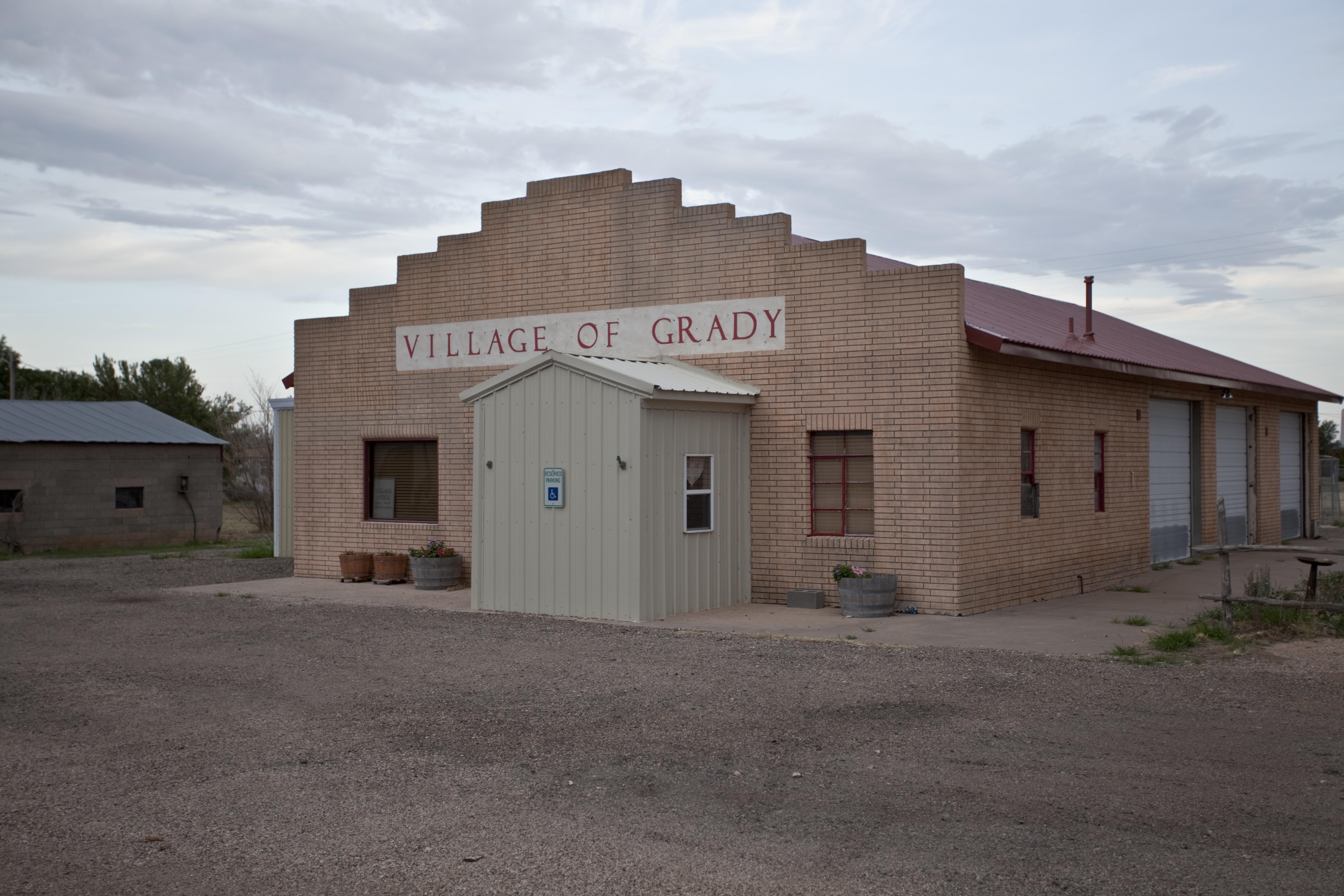 Grady (Novo México)