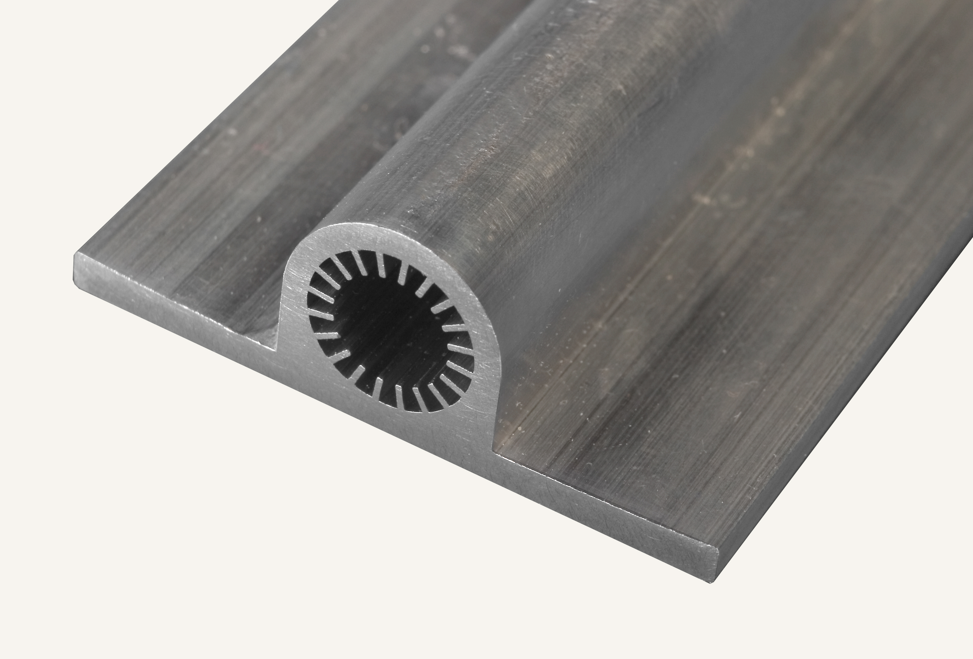 File:Grooved Aluminum Extrusion for Spacecraft Heat Pipes