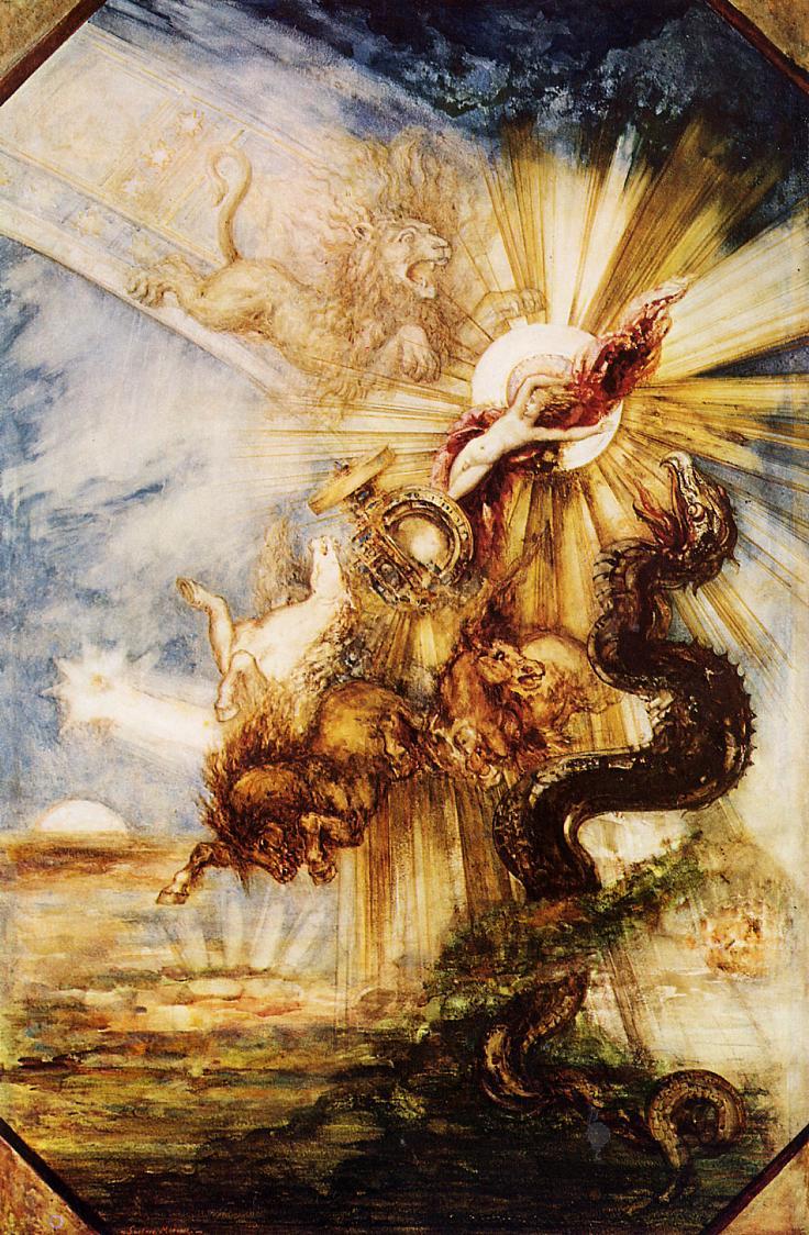 Quel est votre mythe préféré? Gustave_Moreau_-_Phaeton%2C_1878