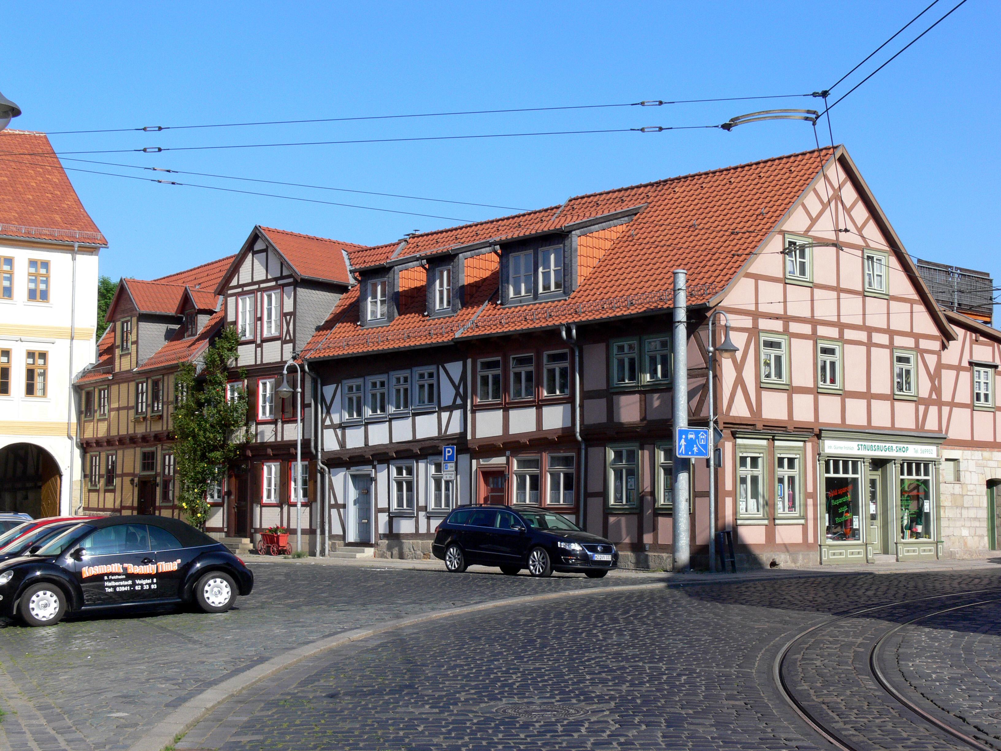 Single halberstadt