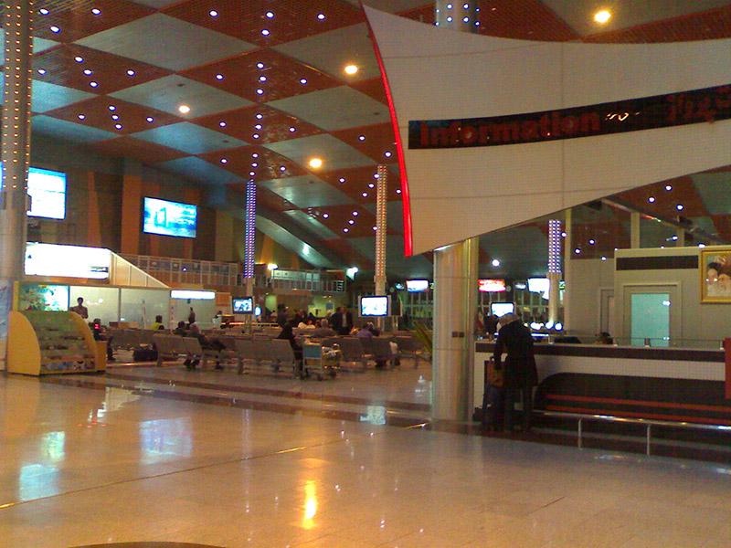 فرودگاه شهید مدنی - دیجی چارتر