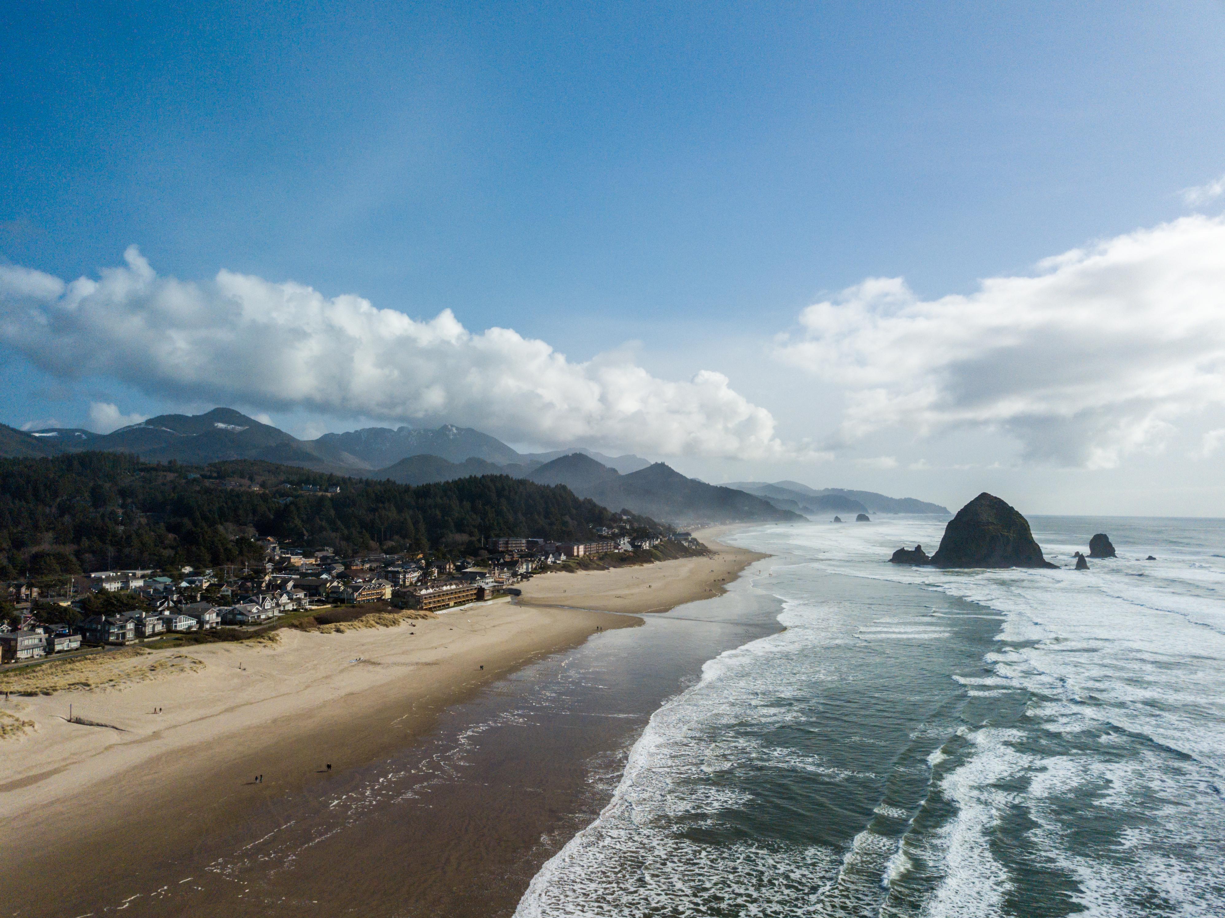 Cannon Beach Oregon Wikipedia