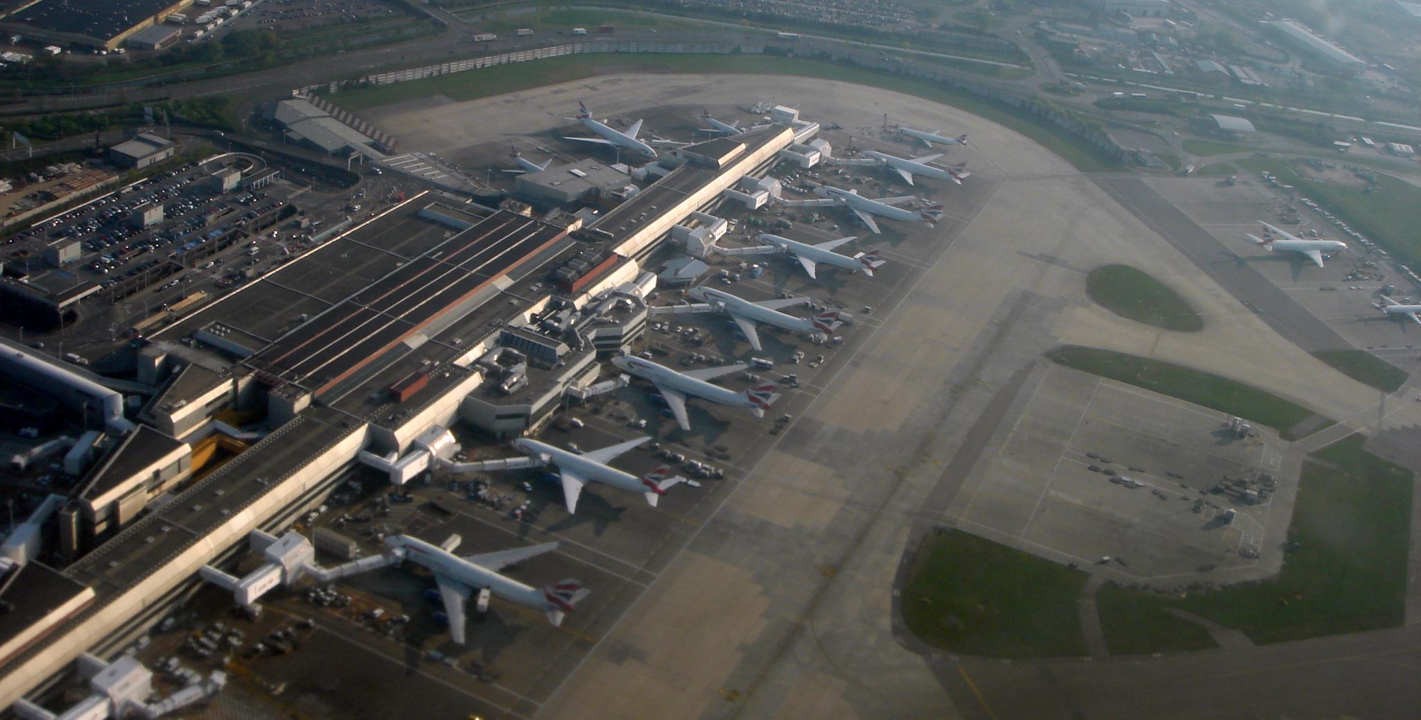 Flughafen London Heathrow - Wikiwand