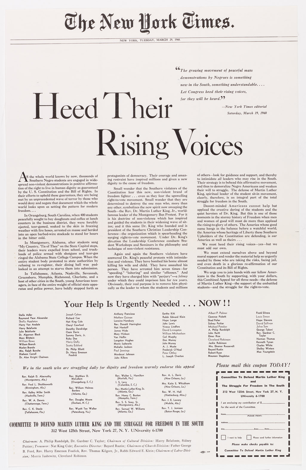 Heed Their Rising Voices - Wikipedia