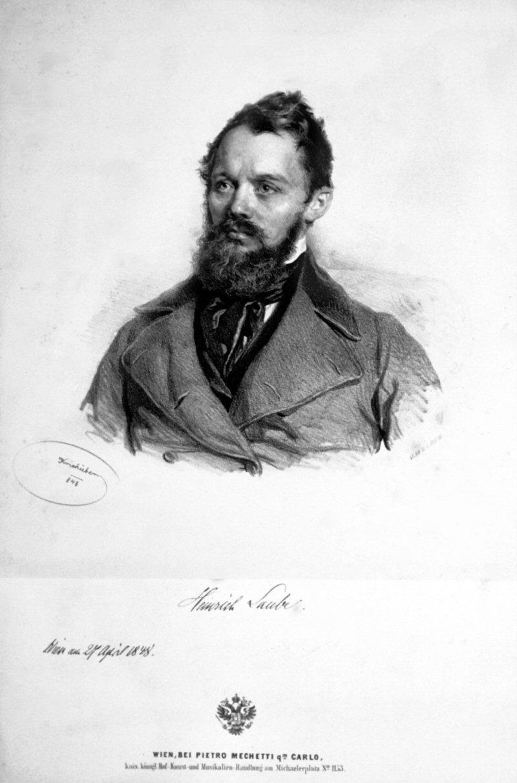 Heinrich Laube – Wikipedia