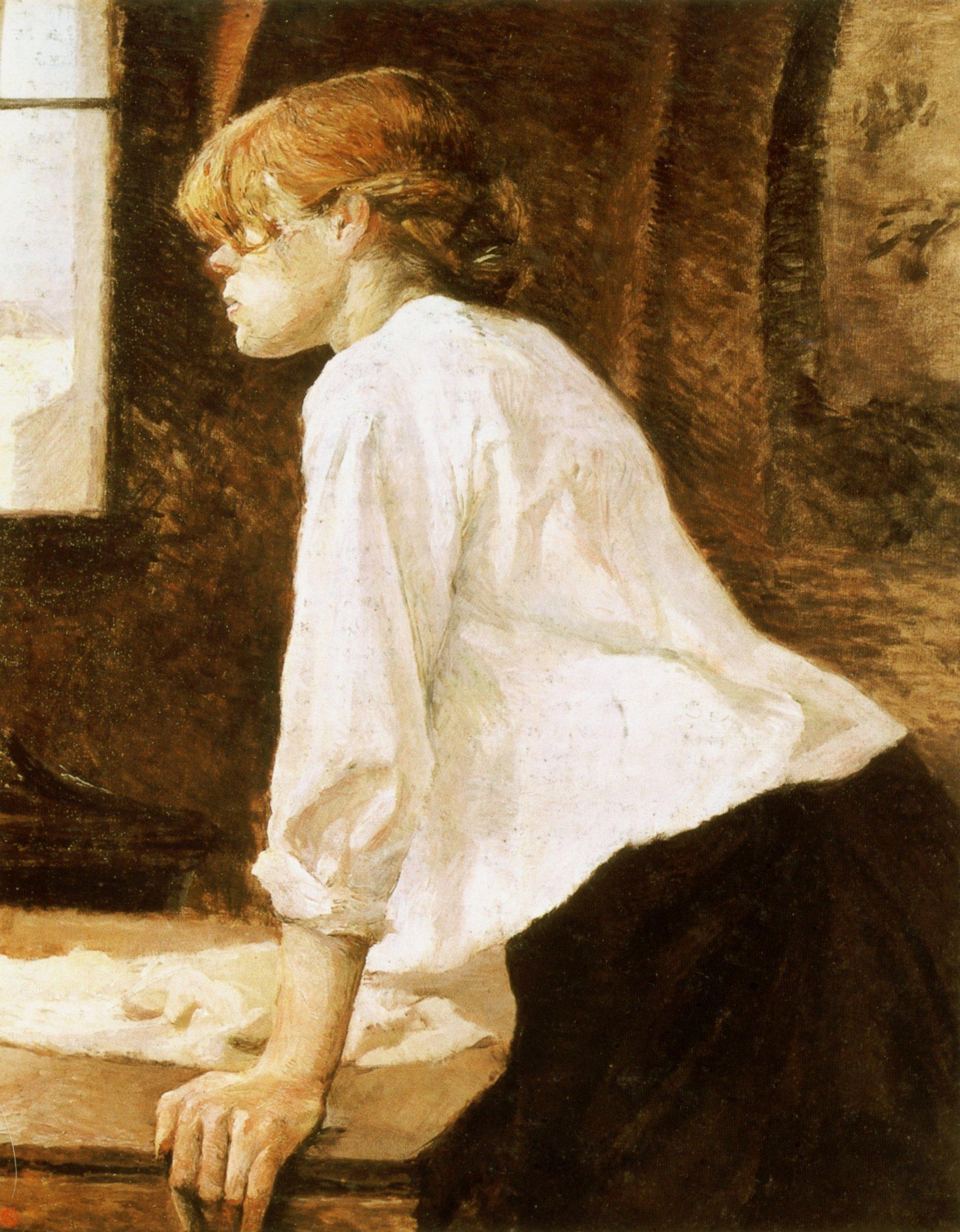 Henri Toulouse-Lautrec: paintings by artist 40