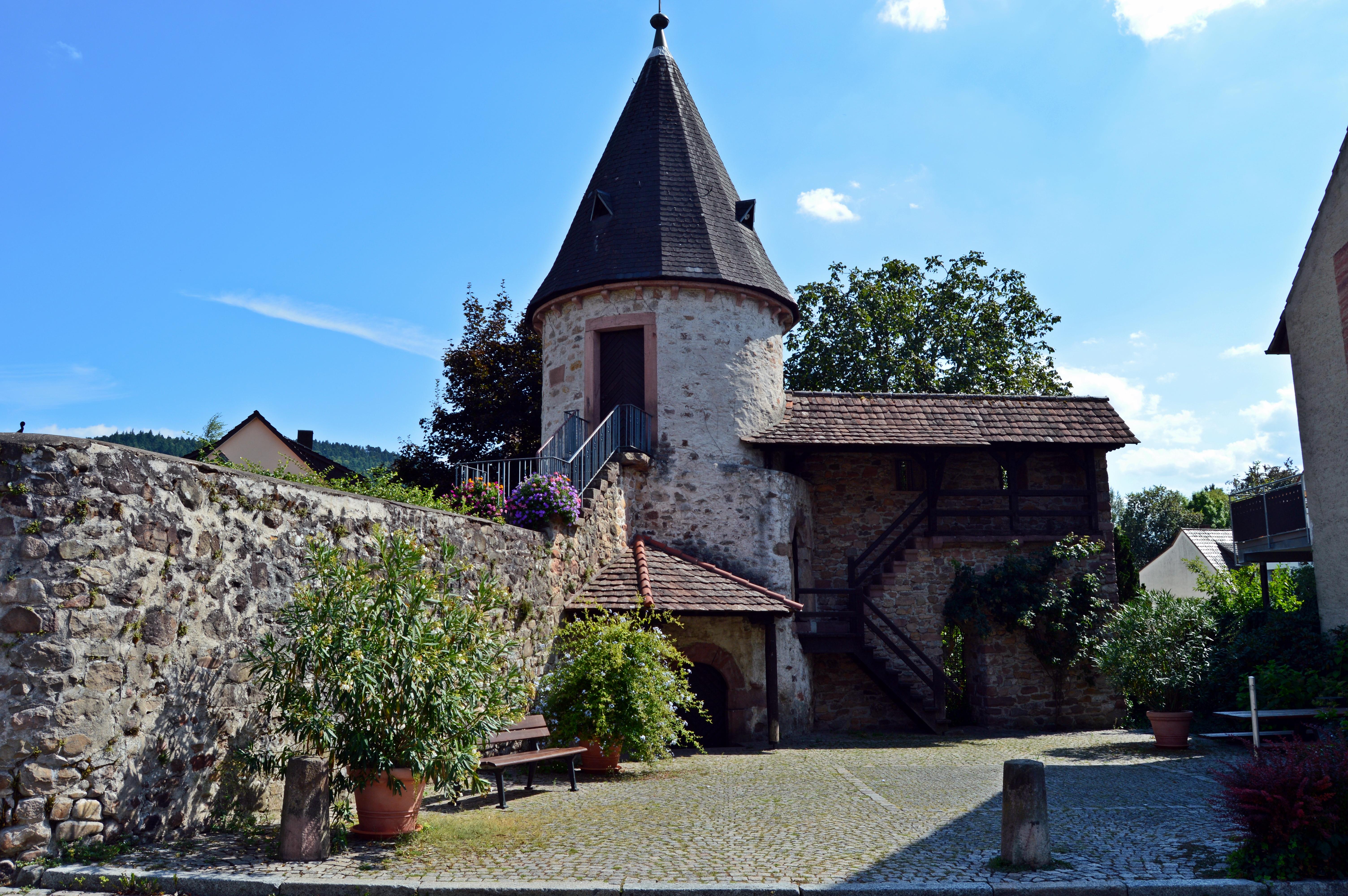 Zell am Harmersbach Kaltwintergarten