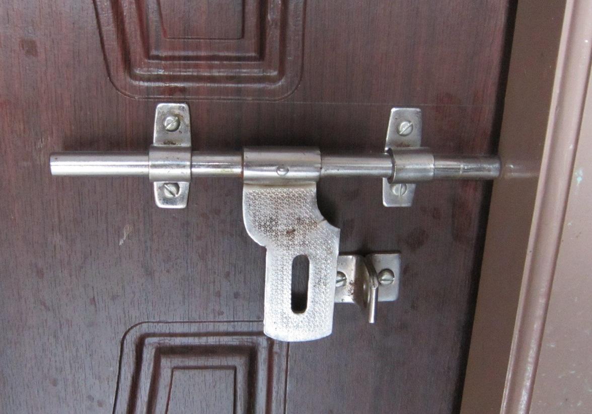 how to fix sticky door latch