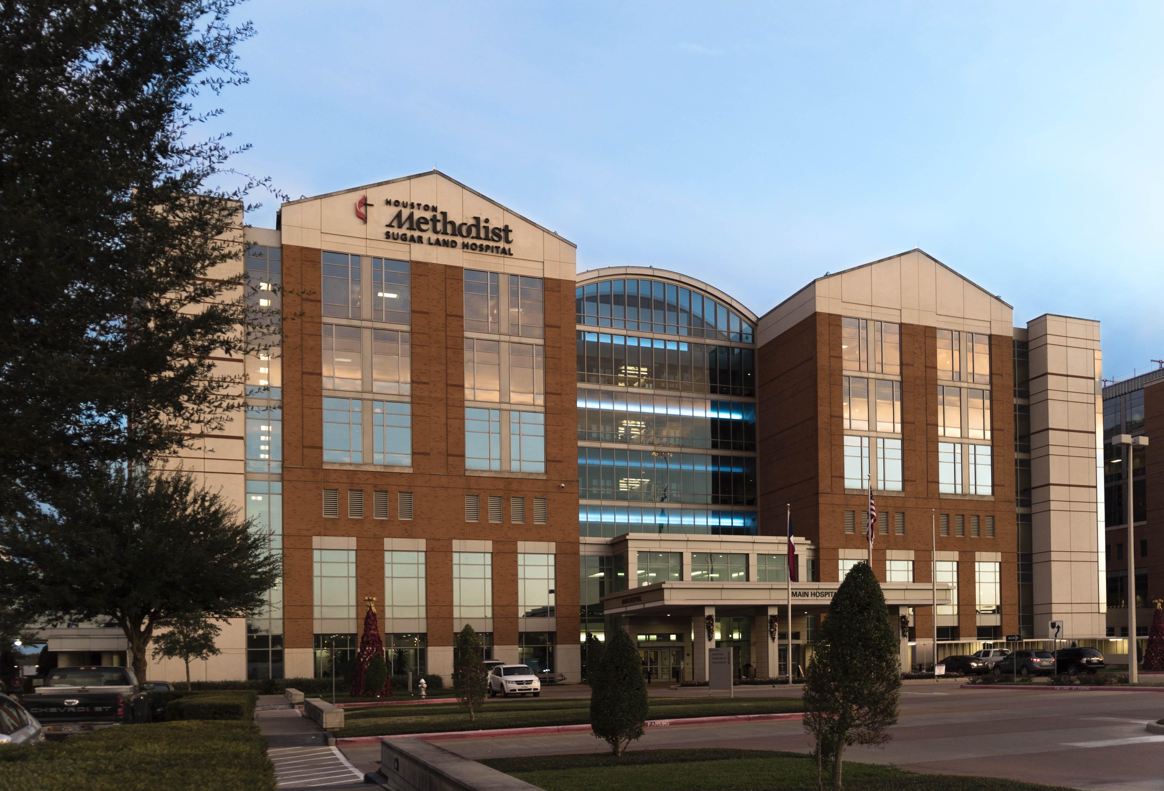 Houston Methodist Sugar Land Hospital - Wikipedia