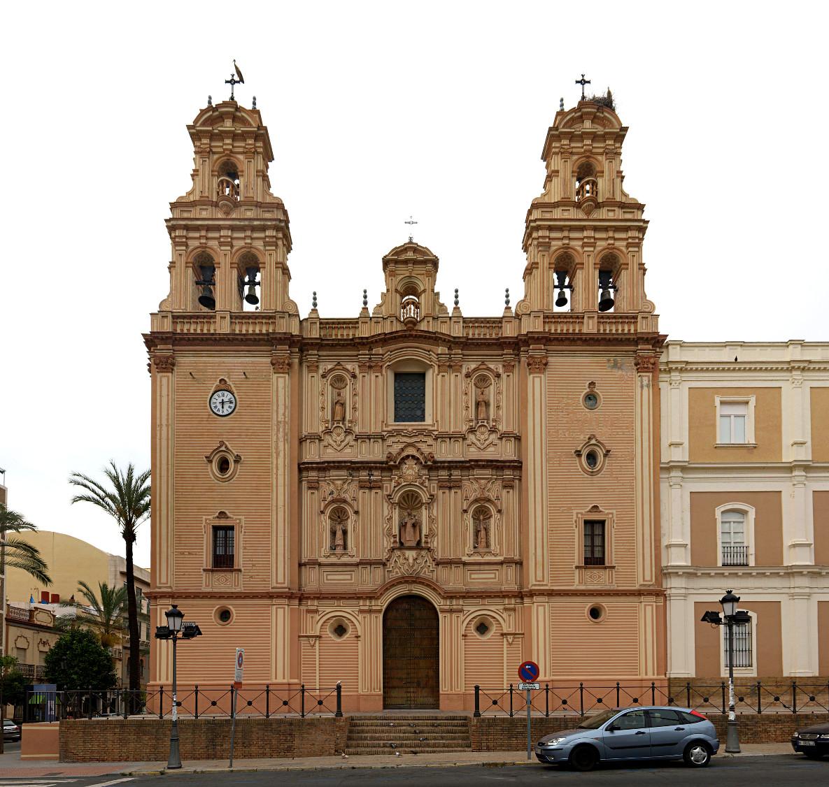 Catedral de nuestra se ora de la merced huelva for Imagenes arquitectura