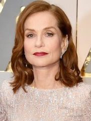 Isabelle Huppert, Best Actress in a Motion Picture – Drama winner