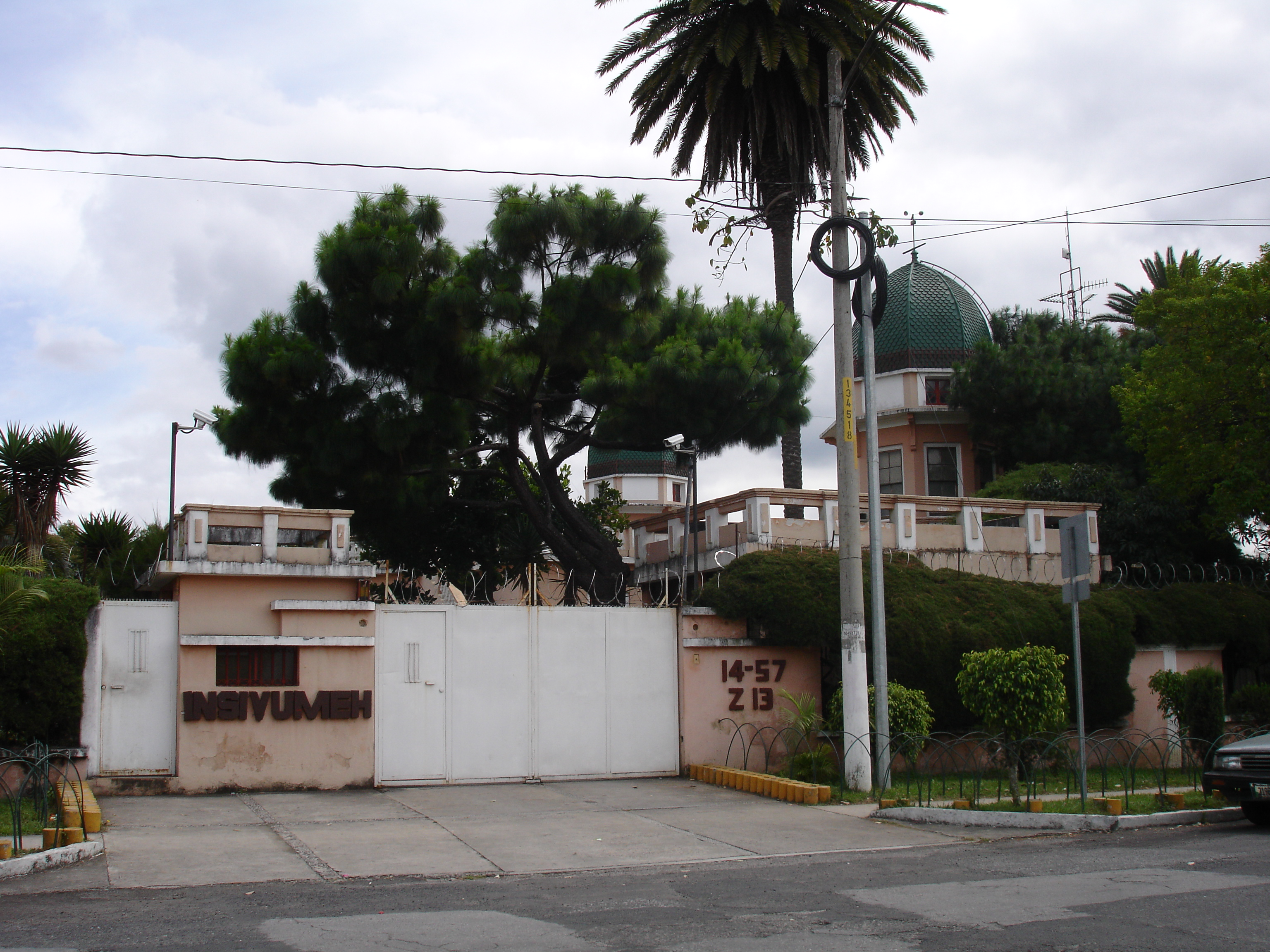 26 de marzo de 1976: se crea el INSIVUMEH tras el terremoto del 4 de febrero